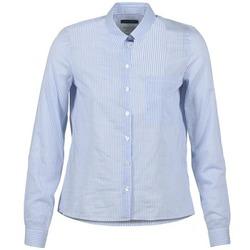 textil Dame Skjorter / Skjortebluser Marc O'Polo DEUZIA Blå