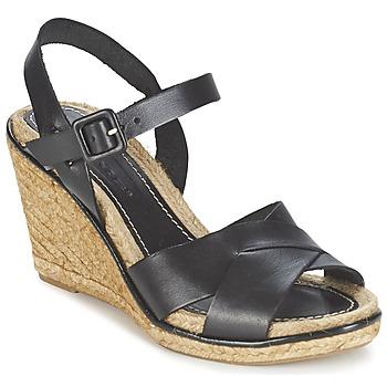 Sko Dame Sandaler Nome Footwear ARISTOT Sort
