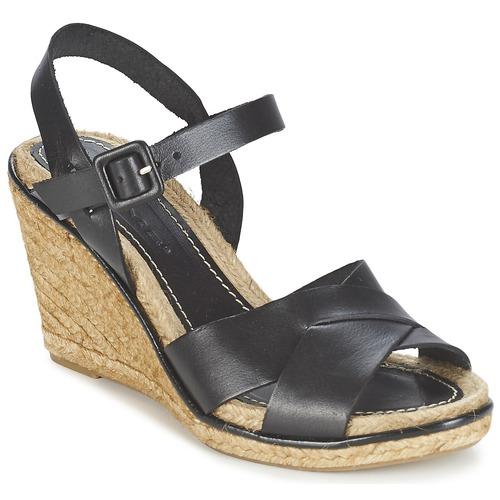 c1bc9192ef0 Nome Footwear ARISTOT Sort - Gratis fragt   Spartoo.dk ! - Sko ...