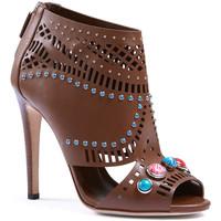 Sko Dame Sandaler Gucci 371057 A3N00 2548 marrone