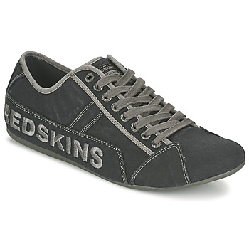 Sko Herre Lave sneakers Redskins TEMPO Sort