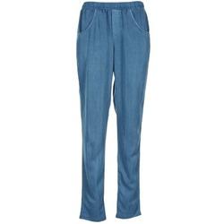 textil Dame Løstsiddende bukser / Haremsbukser Vero Moda AMINA Blå