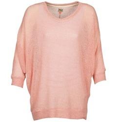 textil Dame Pullovere Only GRISA Pink