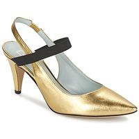 Sko Dame Pumps Marc Jacobs VALERY Guld