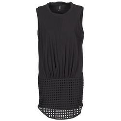 textil Dame Korte kjoler Yas CUBE Sort