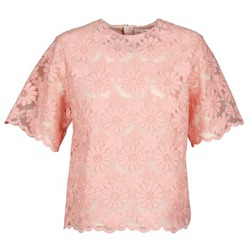 textil Dame Toppe / Bluser Manoush AFRICAN BLOUSE Koral