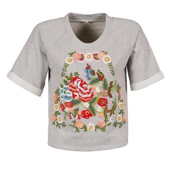 textil Dame Sweatshirts Manoush GIPSY Grå