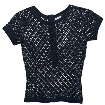 textil Dame Pullovere Manoush NANY Blå