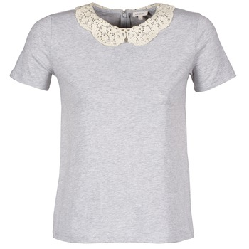 textil Dame T-shirts m. korte ærmer Manoush T-SHIRT Grå
