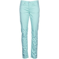 textil Dame Lærredsbukser Gant 410478 Grå