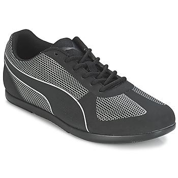 Sko Dame Lave sneakers Puma MODERN SOLEIL Sort