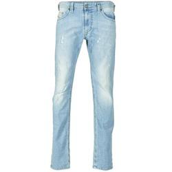 textil Herre Smalle jeans Diesel THAVAR Blå / 0849E