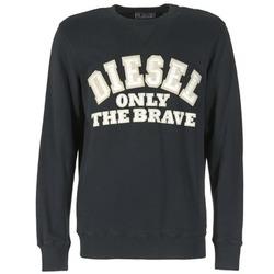 textil Herre Sweatshirts Diesel S-JOE-B Sort