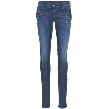 textil Dame Smalle jeans Diesel GRUPEE Blå / 0837J