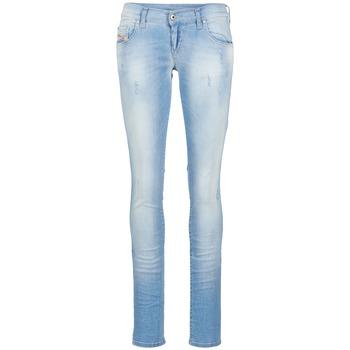 textil Dame Smalle jeans Diesel GRUPEE Blå / 01