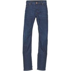 textil Herre Lige jeans Diesel WAYKEE Blå / Mørk