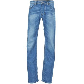 textil Herre Lige jeans Diesel LARKEE Blå / 848U