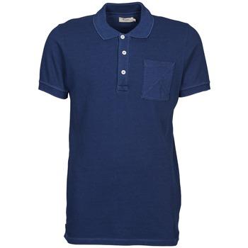 textil Herre Polo-t-shirts m. korte ærmer Kulte DALLE Blå