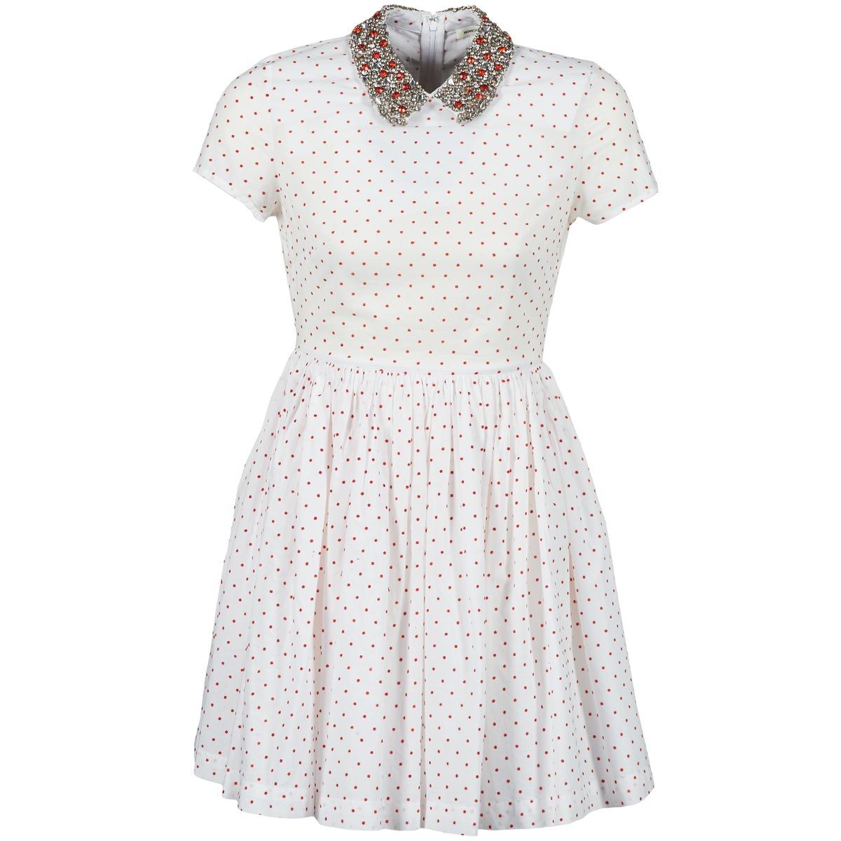 Korte kjoler Manoush  PLUMETIS STRASS