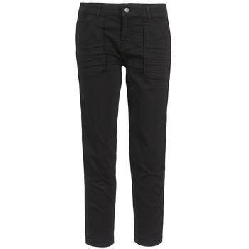 textil Dame Halvlange bukser Cimarron CLAUDIE Sort