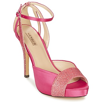 Sko Dame Sandaler Menbur ARENALES Pink