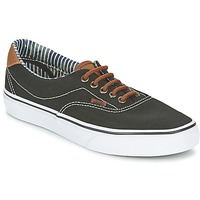 Sko Lave sneakers Vans ERA 59 Sort / Striber / Denim