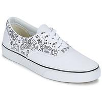 Sko Lave sneakers Vans ERA Hvid / Sort