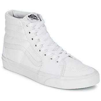 Sko Høje sneakers Vans SK8-HI Hvid