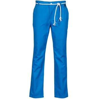 textil Herre Chinos / Gulerodsbukser Eleven Paris CHARLIE Blå