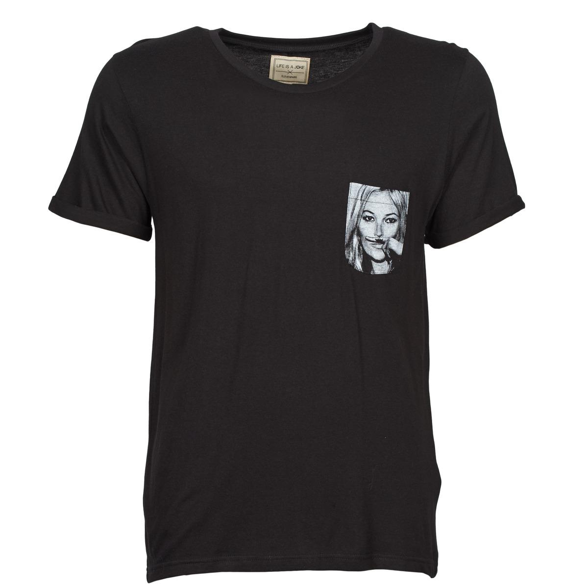 T-shirts m. korte ærmer Eleven Paris  KMPOCK