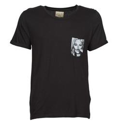 textil Herre T-shirts m. korte ærmer Eleven Paris KMPOCK Sort