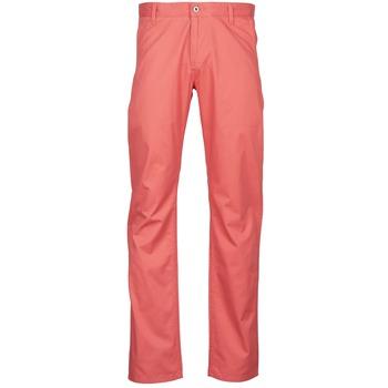 textil Herre Chinos / Gulerodsbukser Dockers ALPHA LIGHTWEIGHT TWILL Rød
