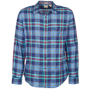Skjorter m lange ærmer Dockers THE TWILL WRINKLE SHIRT (1677468297)