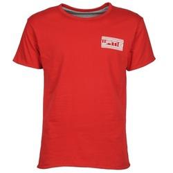 textil Herre T-shirts m. korte ærmer Wati B WATI CREW Rød