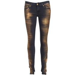 textil Dame Smalle jeans 7 for all Mankind OLIVYA Blå