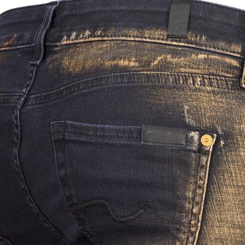Begræns Rabat Tøj 7 for all Mankind OLIVYA Blå