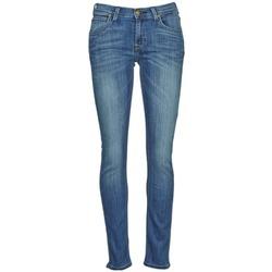 textil Dame Smalle jeans Lee JADE Blå