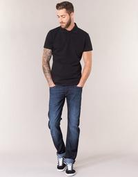 textil Herre Lige jeans Lee DAREN Blå