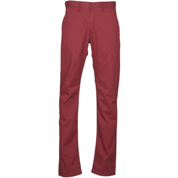 Chinos Gulerodsbukser Lee CHINO OXBLOOD (1903465561)