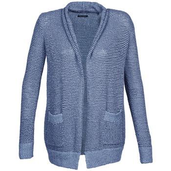 textil Dame Veste / Cardigans Marc O'Polo LEROY Blå