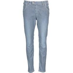 textil Dame Lige jeans Marc O'Polo LAUREL Blå / Hvid