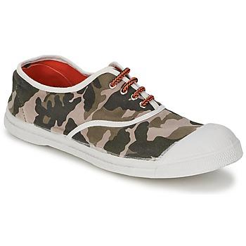 Sko Dame Lave sneakers Bensimon TENNIS CAMOFLUO Camouflage