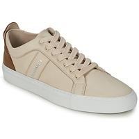 Sko Dame Lave sneakers Bensimon BICOLOR FLEXYS Beige