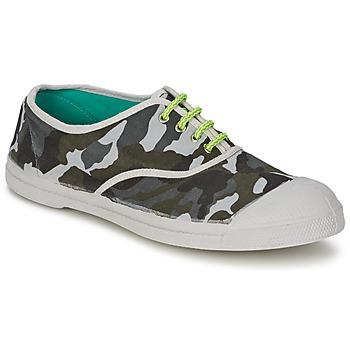 Sko Herre Lave sneakers Bensimon TENNIS CAMOFLUO Camouflage