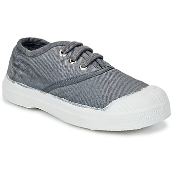 Sko Børn Lave sneakers Bensimon TENNIS LACET Grå / Medium