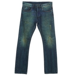 textil Herre Lige jeans Ünkut Six Blå