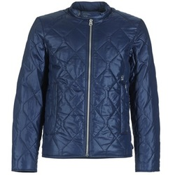 textil Herre Jakker G-Star Raw ATTAC QUILTED Marineblå