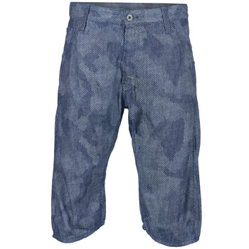 textil Herre Shorts G-Star Raw ARC 3D TAPERED 1/3 Blå