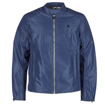 textil Herre Jakker G-Star Raw ATTACC GP JKT Marineblå