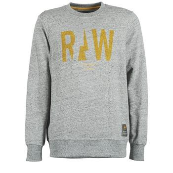 textil Herre Sweatshirts G-Star Raw RIGHTREGE R SW L/S Grå